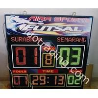Jual Papan Score Futsal Herari Model 5 2