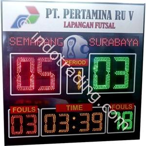 Papan Score Futsal Herari Model 5