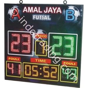 Papan Score Futsal Herari Model 4