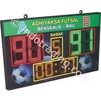 Papan Score Futsal Herari Model 3 Murah 5