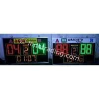 Distributor Papan Score Futsal Herari Model 3 3