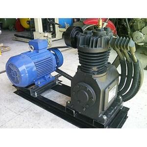 Dari Kompresor Udara Tekanan Tinggi 30-35Bar Ship Engine + Motor 7.5Hp Kompresor Angin Dan Suku Cadang Jual Compressor Distributor 3