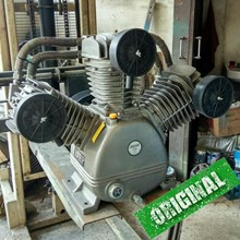 Head Only Low Pressure Air Compressor 15Hp Kompresor Angin Dan Suku Cadang Jual Compressor Distributor