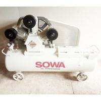Jual Jual Oil Free Air Compressor Sowa 20 Hp Kompresor Angin Dan Suku Cadang  2