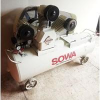 Distributor Jual Oil Free Air Compressor Sowa 20 Hp Kompresor Angin Dan Suku Cadang  3