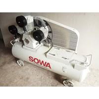 Beli Jual Oil Free Air Compressor Sowa 20 Hp Kompresor Angin Dan Suku Cadang  4