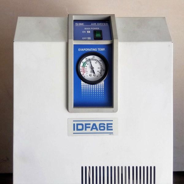 Refrigerated Air Dryer Smc 5Hp Made In Japan Original Jual