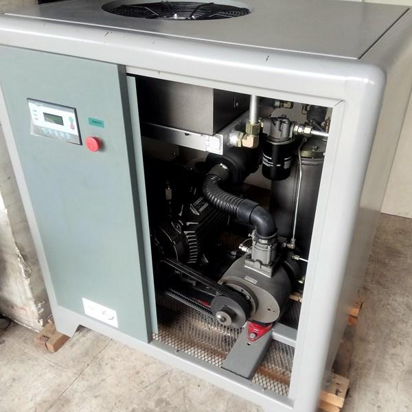 Air Compressor Screw Panther 20Hp 8Bar Eas20 Kompresor Angin Dan Suku Cadang
