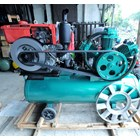 Kompresor Angin Dan Suku Cadang  Air Compressor Fusheng 15Hp 11Kw 8Bar + Diesel Yanmar Ts190r Di 2