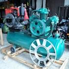 Kompresor Angin Dan Suku Cadang  Air Compressor Fusheng 15Hp 11Kw 8Bar + Diesel Yanmar Ts190r Di 3