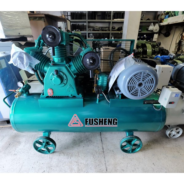 Kompresor Angin Fusheng 15Hp Ta-120 380V 3Phase Electric