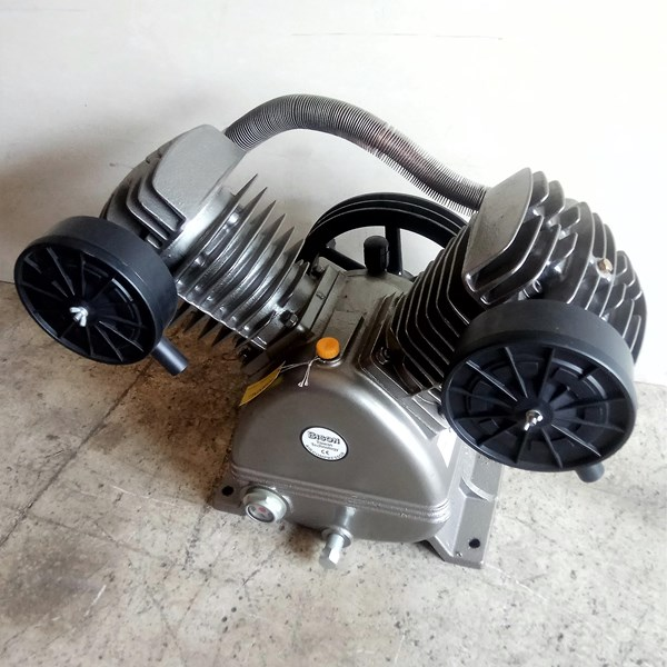 Kepala Kompresor Bison 7.5Hp 8Bar Kompresor Angin Dan Suku Cadang