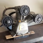 Kepala Air Compressor Piston Bison 5Hp 8Bar Kompresor Angin Dan Suku Cadang  4