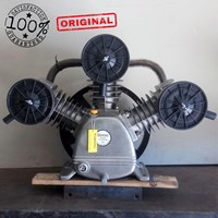 Kepala Air Compressor Piston Bison 5Hp 8Bar Kompresor Angin Dan Suku Cadang