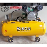 Air Compressor Piston Bison 7.5Hp 8Bar Kosongan (No Motor) Kompresor Listrik