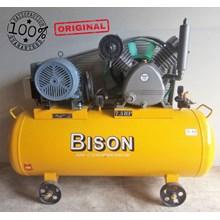 Air Compressor Piston Bison 7.5Hp 16 Bar 380V 3Pha