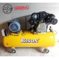 Air Compressor Bison 10Hp 8Bar Motor 380V 3Phase 50Hz Kompresor Listrik