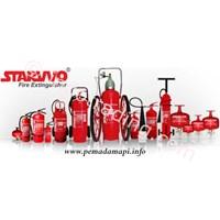 Distributor Alat Pemadam Api Ringan Starvvo Dry Chemical Powder 3