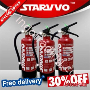 Alat Pemadam Api Ringan Starvvo Dry Chemical Powder