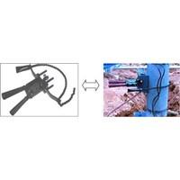 Distributor Handle Clamp Kumwell - Tang Molding Kumwell 3