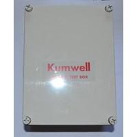 Distributor Test Box PVC 3