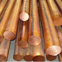 Ground Rod - Full Copper 1