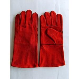 Sarung Tangan Kulit - Exothermic Welding