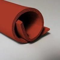 Distributor karet silicone spon merah lembaran (Meilia 087775726557) 3