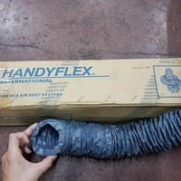 Jual Flexible Ducting Tarpauin Air  Makasar (Meilia 087775726557)