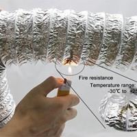 Flexible Ducting Aluminium Makasar (Meilia 087775726557)