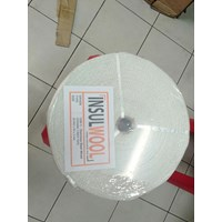 Beli Ceramic Fiber Tape Stainless Steel Wired 4