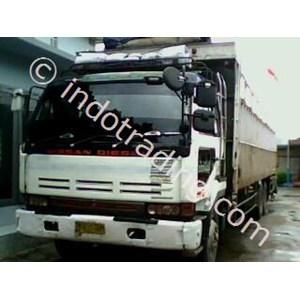 Fuso Tronton By CV. Mandiri Express