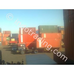 """Trailer Container 40"""""""