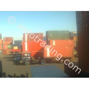 """Trailer Container 40"""" By Mandiri Express"""