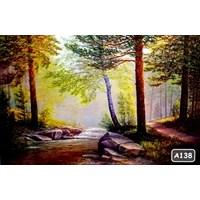 Wallpaper 3D A138