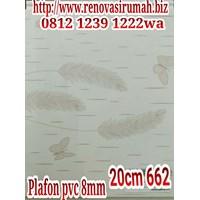 Plafon PVC 662