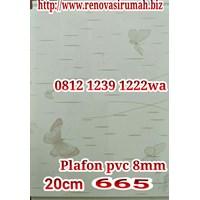 Plafon PVC 665