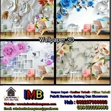 wallpaper 3d bunga hp 002,003,004,005