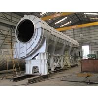 Rotary Kiln & Rotary Dryer Alat Alat Mesin 1