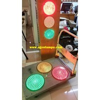 Modul LED Traffic Light 30cm dan 20cm