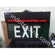 Lampu Emergency Exit Pne