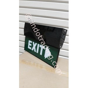 Exit Lamp Standar 10W