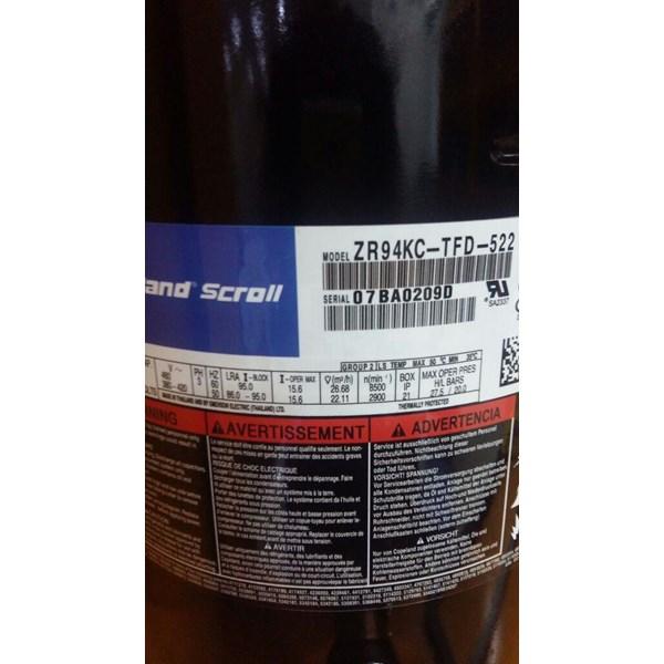 Compressor Copeland ZR94KC-TFD-522 (7.5pk)