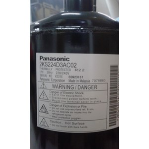 Compressor Panasonic 2KS224D (1.5PK)