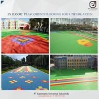 Distributor Produk Plastik Lainnya Lantai Polymer Untuk Olahraga Taman Bermain Dan Lantai Indoor 3
