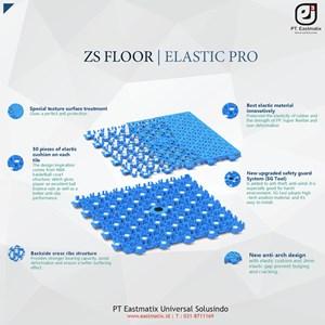 Produk Plastik Lainnya Lantai Polymer Untuk Olahraga Taman Bermain Dan Lantai Indoor