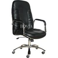 Kursi Kantor direktur BOVIA - ROMA I AC - Hitam