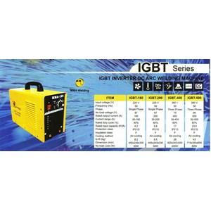 Dari Mesin Las IGBT 500 0