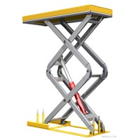 Jual Hydraulic Scissor Lift Table