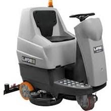 Jual Scrubber Lantai Ride-On Floor Scrubber Drier Size 750mm